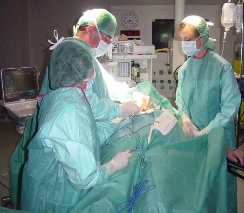 Ecografía intraoperatoria en la cirugía de cáncer de mama