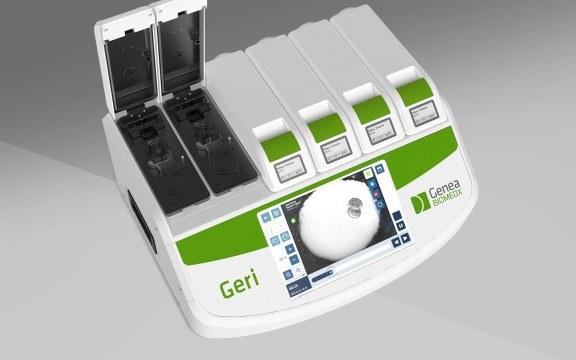 Incubador de embriones Geri