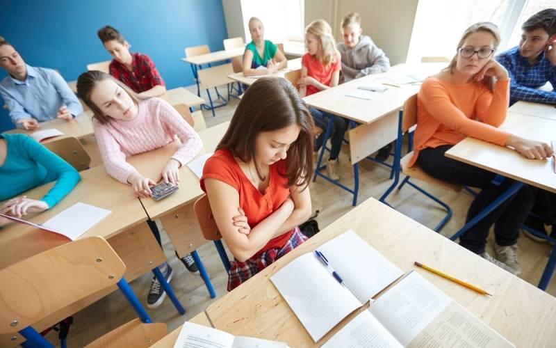 Acoso escolar y delincuencia