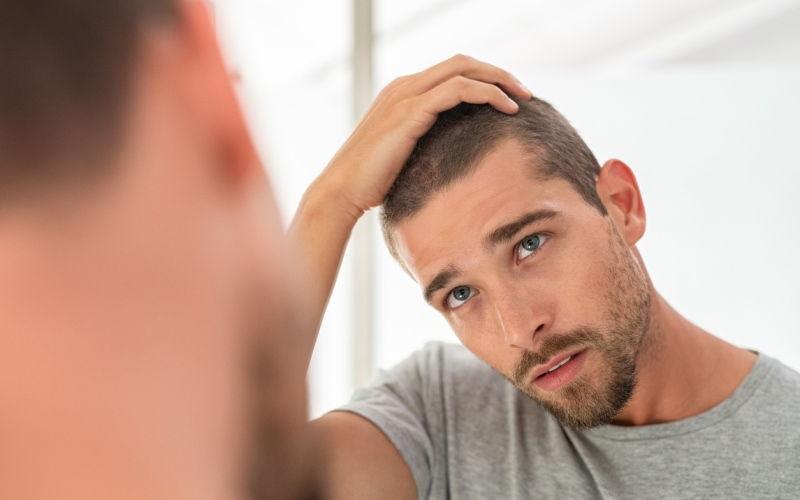 Alopecia y pelo débil tras el confinamiento