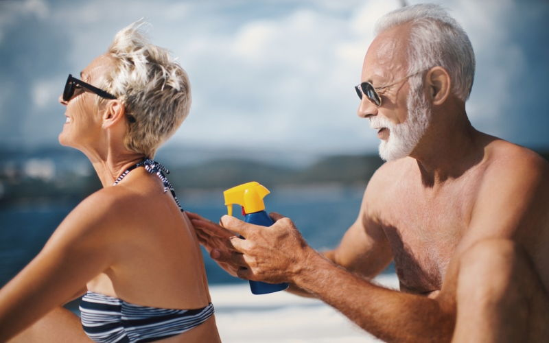 Consejos para una piel bonita en verano