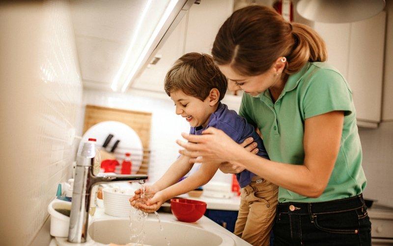 Coronavirus: qué precauciones tomar con niños