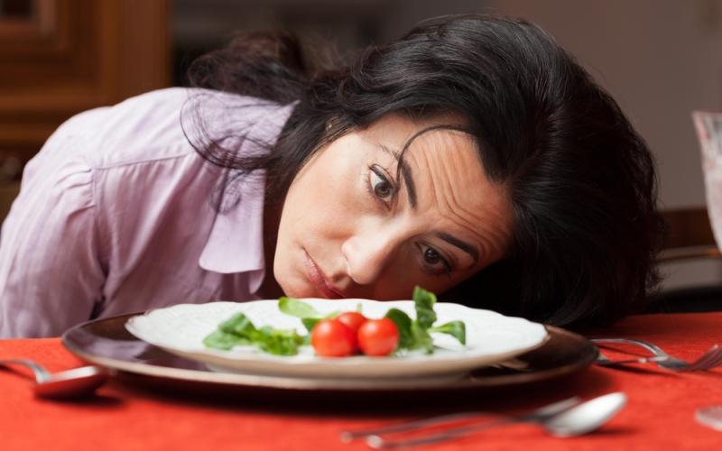 Peligro de las dietas milagro