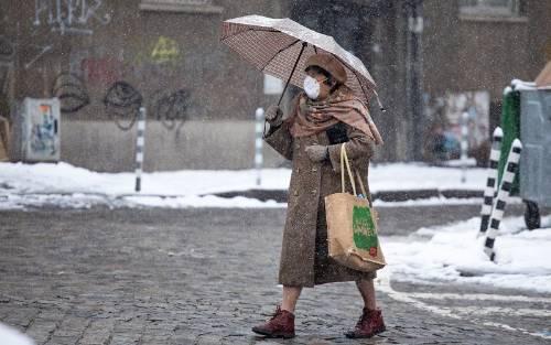 Los mayores necesitan precauciones especiales ante el frío