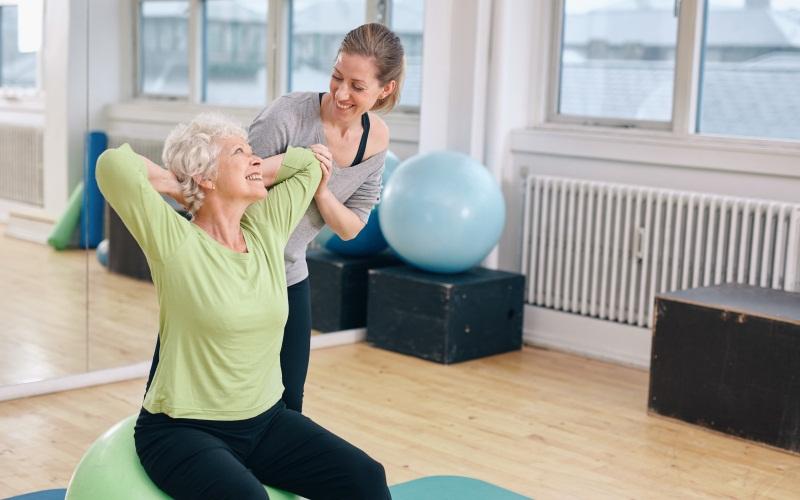 prevenir la osteoporosis con ejercicio