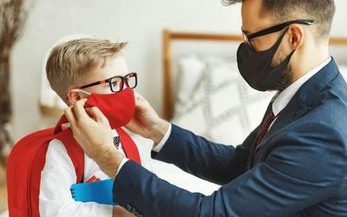 Recomendaciones para el uso infantil de las mascarillas