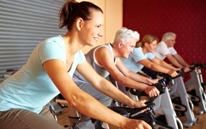 Relación entre perder peso y ejercicio físico