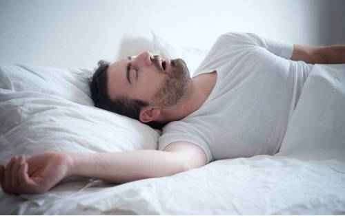 La apnea del sueñ