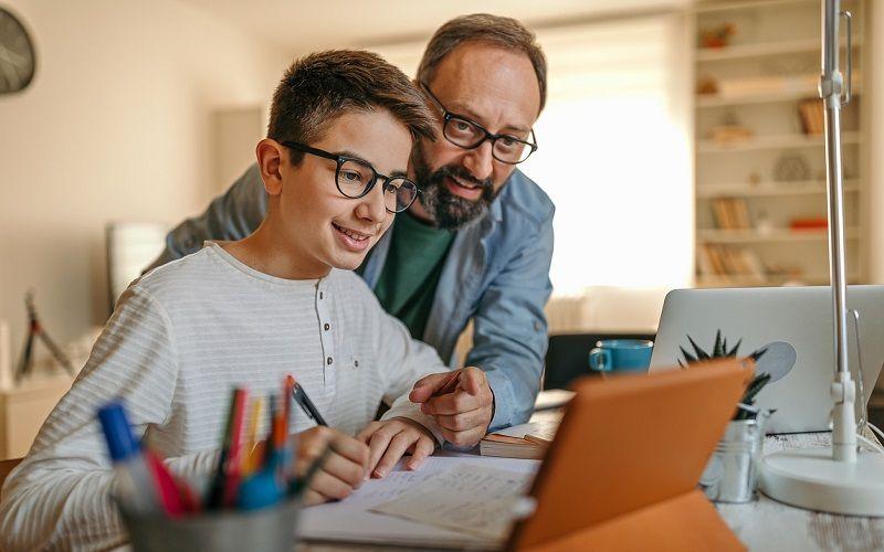 La convivencia entre los adolescentes y los padres